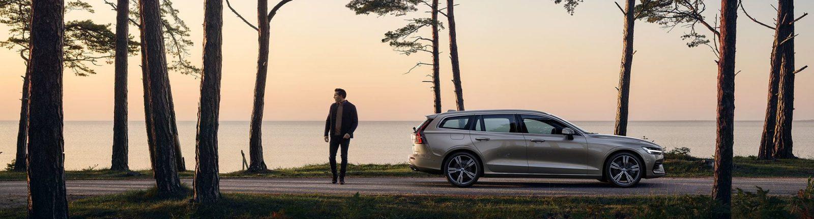 Vanaf nu leverbaar de nieuwe Volvo V60