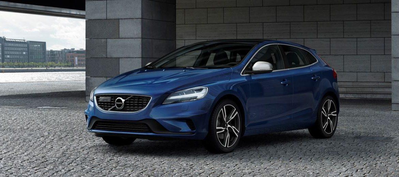 De nieuwe Volvo V40 Polar editions
