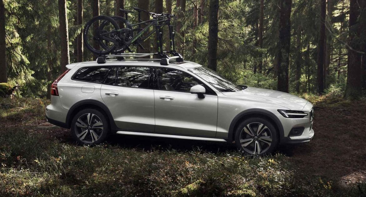 De nieuwe Volvo V60 Cross Country is onthuld