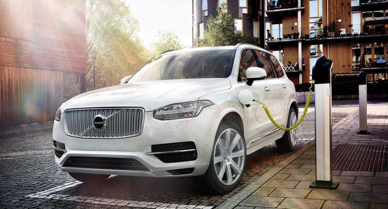 Alle Volvo's beschikbaar als plug-in hybride