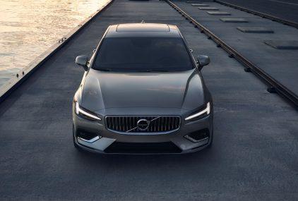 De nieuwe Volvo S60
